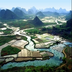 Irrigation in China